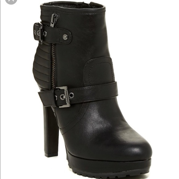 Guess Shoes - Guess Bresen Booties